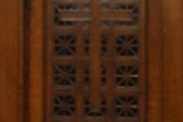 Sacristy Closet Doors