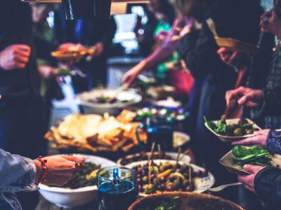 Parish Wide FREE Dinner