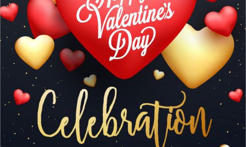 WEDS Valentine's Day Mass & Celebration