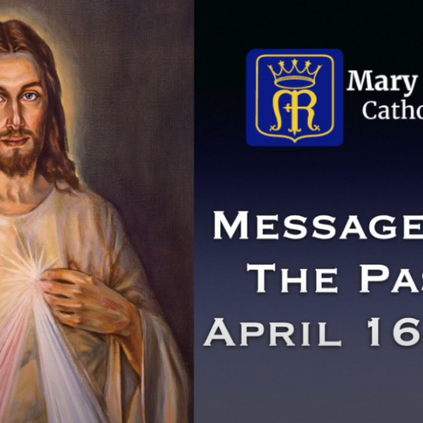 Message from Father | April 16