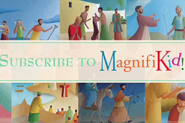 Magnifikid Subscription Available